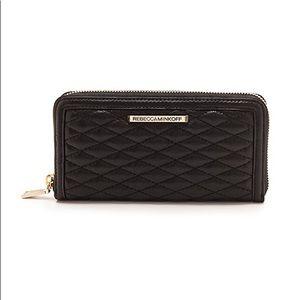 Rebecca Minkoff Love Ava Zip Wallet